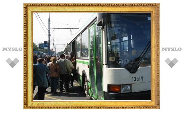 8 мая движение городского транспорта перекроют