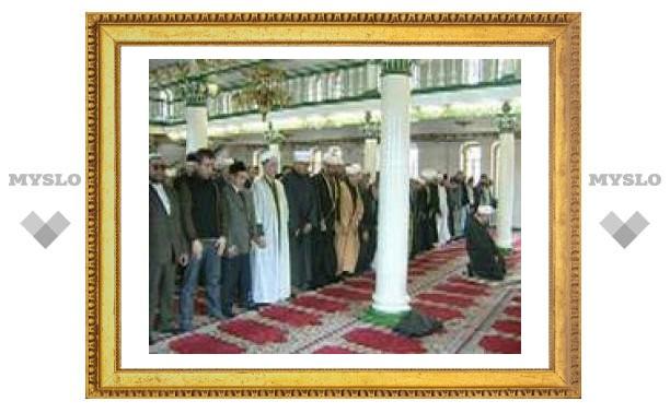 У мусульман начался месяц поста Рамадан
