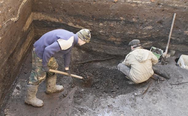 В апреле археологи покажут находки из Тульского кремля