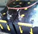 Полицейские помешали туляку украсть аккумуляторы из КамАЗа
