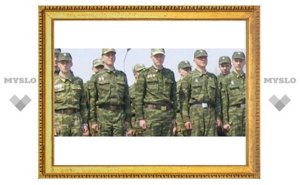 Туляков подготовят к армии
