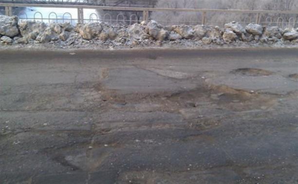ГИБДД хочет закрыть мост в районе «Тулачермета»