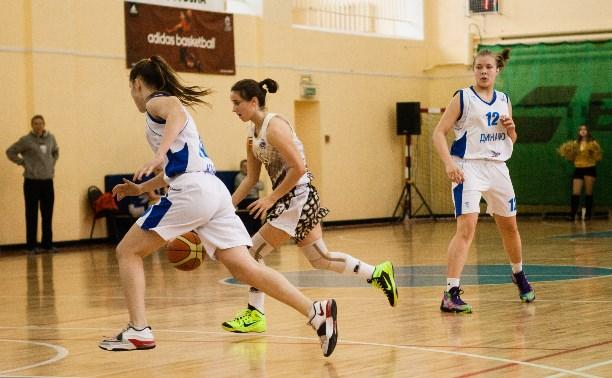Тульские баскетболистки сделали подарок своим болельщикам
