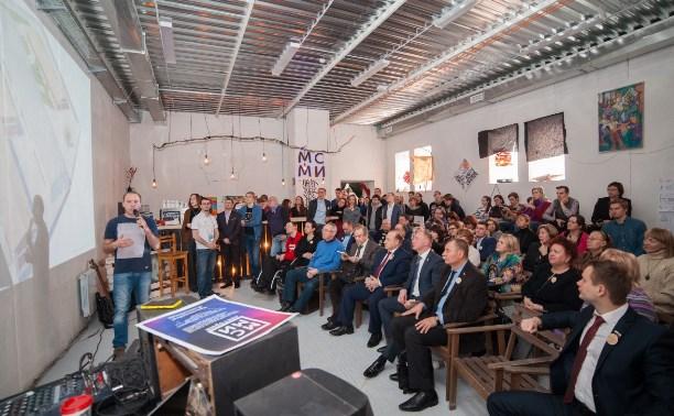 Губернатор Владимир Груздев поддержал проект «Маленькая Тула»