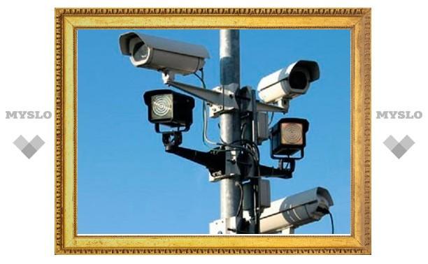 Магазинного воришку поймали с помощью уличных видеокамер