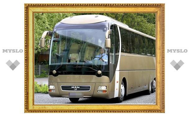 """""""Тулавтотранс"""" продает суперавтобус экс-губернатора Дудки"""