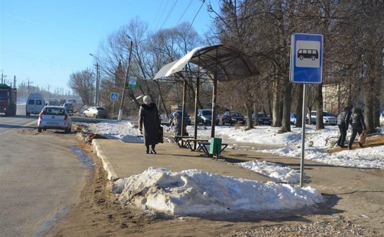Транспортная проблема в Щёкино: автобусы выйдут на маршрут только к выходным