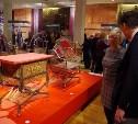 В Москве открылась выставка изделий тульских оружейников