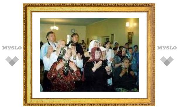 В красноярском храме богослужения будут совершаться с сурдопереводом