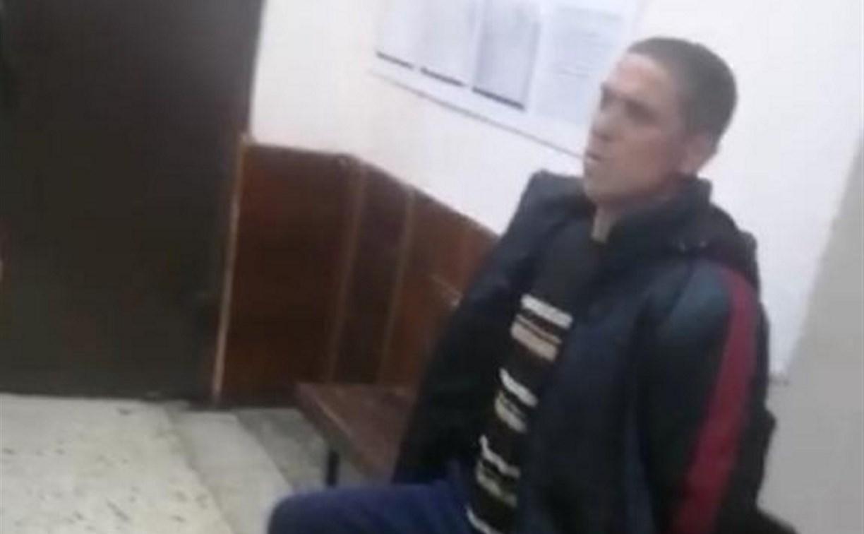 В Новомосковске пьяный мужчина пытался проникнуть в детский сад