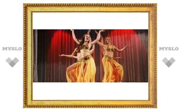 В Туле выберут лучшую танцовщицу