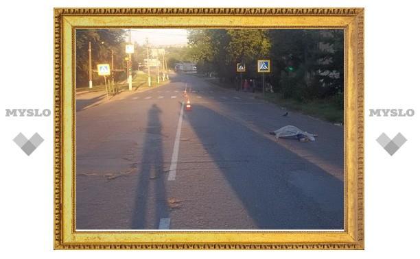 Пешехода-самоубийцу в Туле сбил офицер внутренних войск МВД
