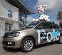 Volkswagen Polo – добавь друга в свою жизнь!