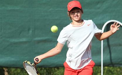 Юные тульские теннисисты выиграли семь медалей