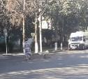 На улице Кирова туляки напоролись на люк с подвохом