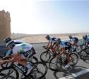 Тульская велосипедистка прокатилась по дорогам Катара