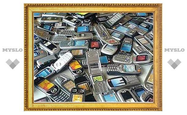 В Тульской области задержаны серийные похитители мобильников
