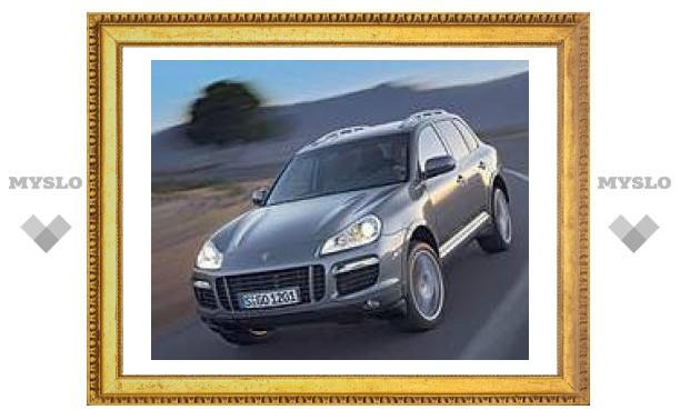 Porsche готовит новую версию Cayenne