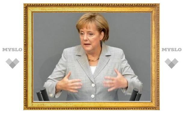 Ангела Меркель призвала заменить G8 на G20