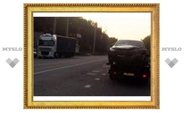 В ДТП с участием автомобиля Груздева пострадали четыре человека