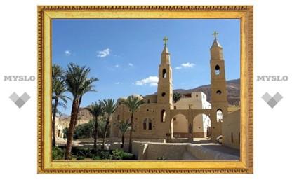 В Египте восстановлен древнейший христианский монастырь св. Антония