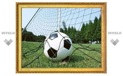 В Туле появится новое футбольное поле
