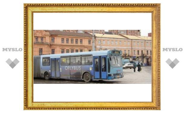 В Туле изменится движение автобуса