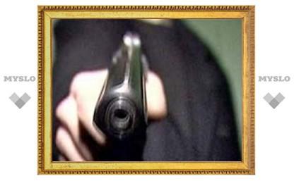 В Донском задержан вооруженный дебошир