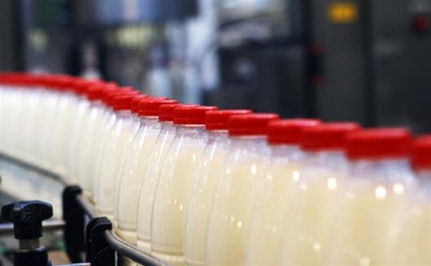 В Тульской области увеличили производство молока