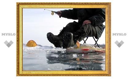 В Новомосковске выберут лучшего рыбака