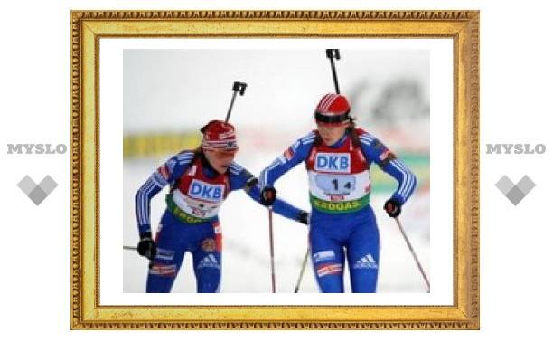 Российские биатлонисты принимали допинг