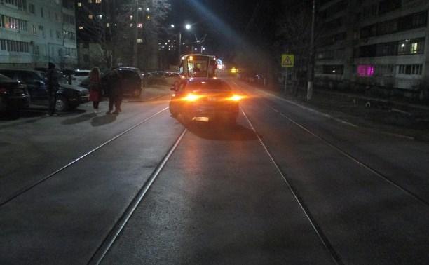 В Туле на ул. Марата Hyundai сбил четырехлетнего мальчика