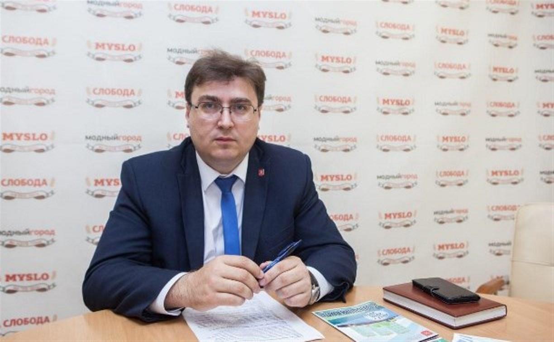 Сколько зарабатывает начальник управления по транспорту и дорожному хозяйству Тулы Алексей Крыгин