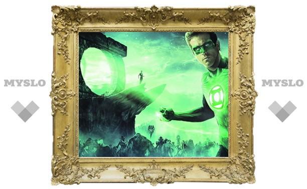 Премьеры: «Зеленый фонарь»