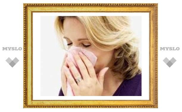 Туляки стали чаще страдать от аллергии