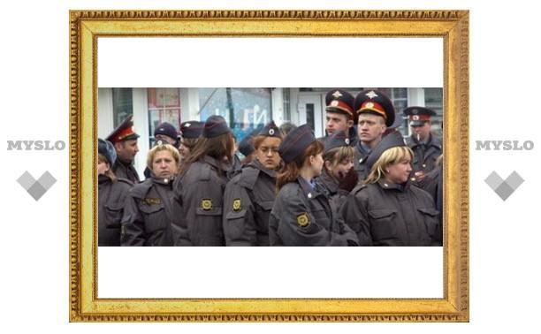 В Туле милиция будет работать по-новому