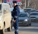 За выходные тульские гаишники поймали 12 пьяных водителей