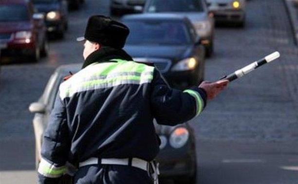 Гаишники не смогли поймать пьяных водителей