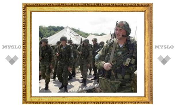 Туляк дезертировал в Чечне