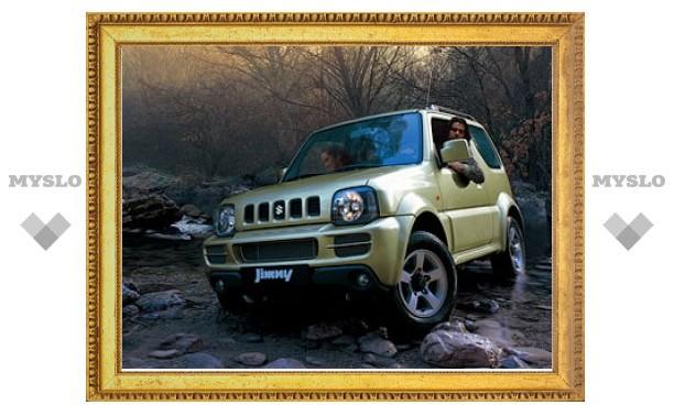 Suzuki готовит к дебюту новый Jimny