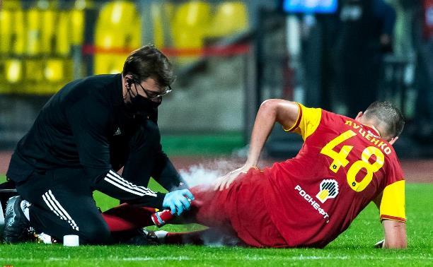 Нападающий «Арсенала» Луценко вернется на поле в конце ноября