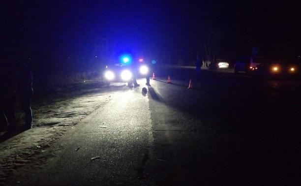 В Туле разыскивают водителя-убийцу
