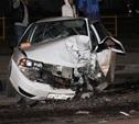На ул. Металлургов в Туле лоб в лоб столкнулись две Daewoo