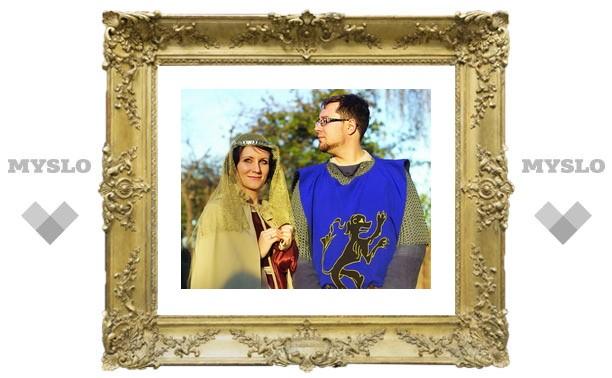 Наша большаярыцарская свадьба