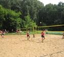 В Туле прошел III этап первенства области по пляжному волейболу