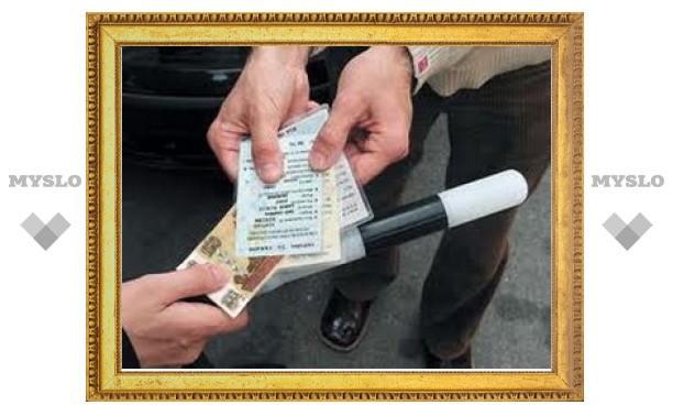 В Туле гаишника оштрафовали на 250 тысяч рублей