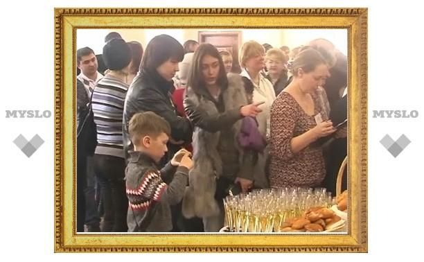 В Новомосковске прошел Пятый кулинарный форум