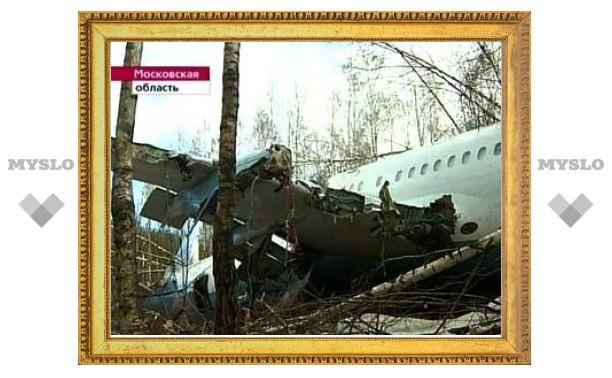 """Пилотов Ту-204 будут судить за недолет до """"Домодедово"""""""