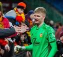 Михаил Левашов:  «Мечтаю долгие годы быть первым номером «Арсенала»