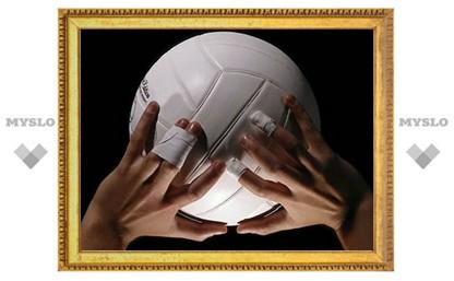 Волейболисты ТулГУ выиграли стартовую игру